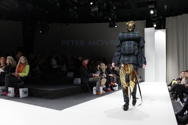 Philips Fashion Week Peter Movrin