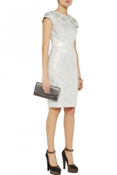 Obleka Badgley Mischka, The Outnet