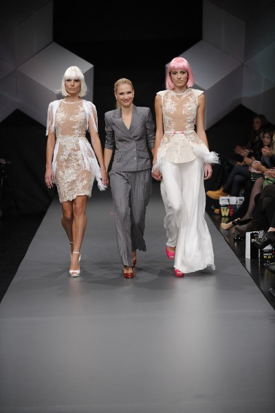 Maja Ferme Fashion Week