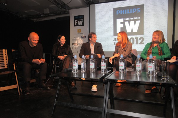 Philips Fashion Week, teden mode