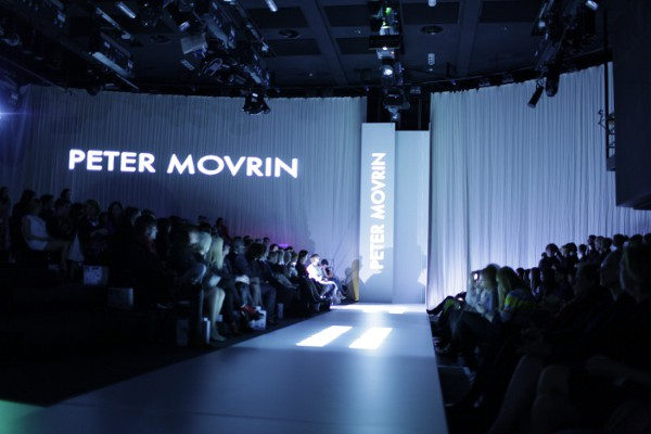 Peter Movrin Philips Fashion Week